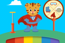 Daniel Tigers Day and Night base screenshot 5/6