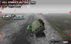 Zombie Highway perfect screenshot 5/6