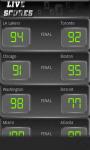 Live Score:MLB NBA NHL NFL NCAA screenshot 2/6