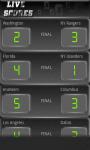 Live Score:MLB NBA NHL NFL NCAA screenshot 3/6
