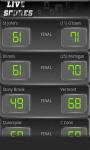 Live Score:MLB NBA NHL NFL NCAA screenshot 4/6