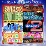 10-in-1 Games Pack screenshot 1/1