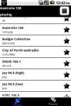 Australia Radio  Pro screenshot 2/3