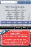 AbbStore-Lite - Free Medical Abbreviations, Eponyms & Acronyms screenshot 1/1