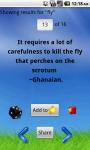 2901 Greatest African Proverbs screenshot 1/5
