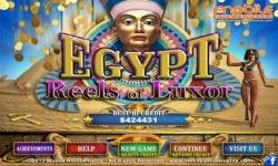 Egypt Reels of Luxor Gold screenshot 1/5