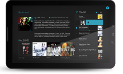 TasteFilter Music fot tablet screenshot 3/5