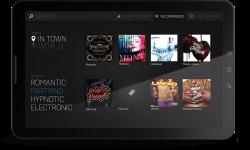 TasteFilter Music fot tablet screenshot 5/5