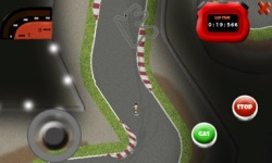 Moto Gp Mobile Game screenshot 4/6