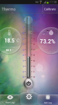 Thermo for Samsung Galaxy S4 screenshot 1/6