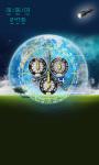 Planet Earth Flashlight Clock screenshot 3/4