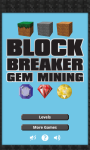 Block Breaker Gem Mining Free screenshot 1/5