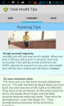Health Tips App screenshot 6/6