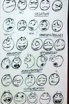 Emoticons Smiley Facebook screenshot 1/6
