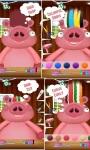 Pig Hair Salon - Fun Games screenshot 3/5