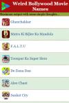 Weird Bollywood Movie Names screenshot 2/3