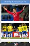 World Cup 2014 Best Player HD Wallpaper screenshot 1/6