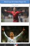 World Cup 2014 Best Player HD Wallpaper screenshot 4/6