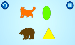 Funny Shapes For Kids screenshot 1/6