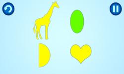 Funny Shapes For Kids screenshot 3/6