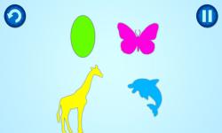 Funny Shapes For Kids screenshot 4/6