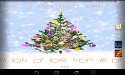 Merry Christmas Animated screenshot 1/4
