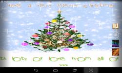 Merry Christmas Animated screenshot 2/4