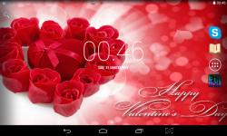 Happy Valentine Wallpaper screenshot 3/4