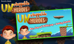 Unstoppable Heroes screenshot 3/3