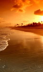Beach Sunrise Live Wallpaper screenshot 1/3
