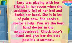 Little Girl Hand Problem screenshot 1/4