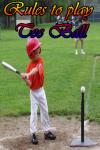 Play Tee Ball sport screenshot 1/3