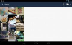 ownCloud opened screenshot 1/6