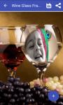 Wine glass frame pic  screenshot 3/4