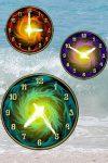 Rock Clock Deluxe screenshot 1/1