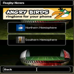 RugbyWorld screenshot 2/3