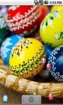 Shiny Easter Eggs LWP screenshot 1/5