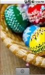 Shiny Easter Eggs LWP screenshot 2/5