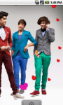 One Direction Cool Live Wallpaper screenshot 3/4