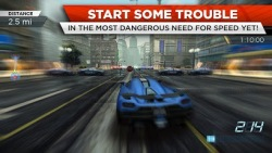Need For Speed Game screenshot 2/2