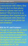 Kik Messenger Special screenshot 4/4