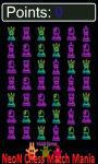 Neon Chess match mania game free screenshot 2/4