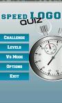 Speed Logo Quiz screenshot 1/5