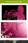 Pink Girl Wallpaper ANL screenshot 2/3