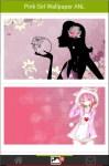 Pink Girl Wallpaper ANL screenshot 3/3