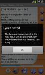 Lyrics Translator screenshot 4/6