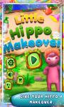 little hippo makeover screenshot 1/6