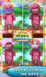 little hippo makeover screenshot 3/6