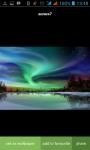 Aurora HD Wallpaper screenshot 3/3
