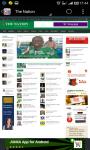 Nigerian Newspaper screenshot 2/6